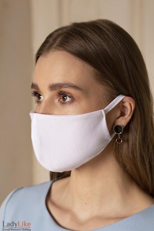 Защитная многоразовая маска