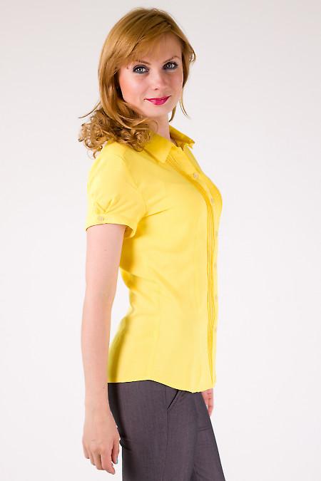 Фото Юлузка из хлопка Деловая женская одежда