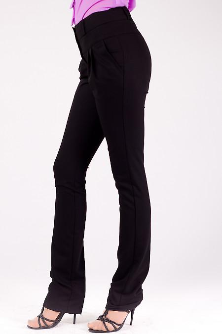 Фото Брюки с завышенной талией Деловая женская одежда