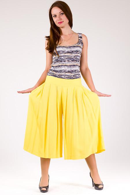 Фото Широкие шорты Деловая женская одежда