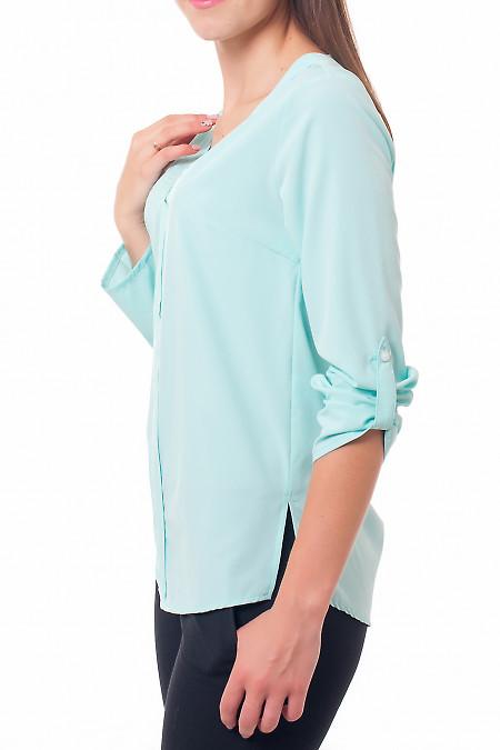 Купить блузку из вискозы Деловая женская одежда фото