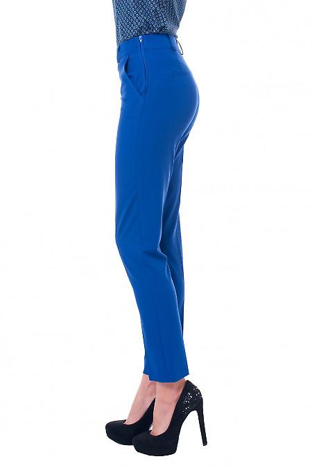 Зауженные классические женские брюки
