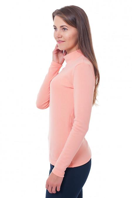 Купить гольф персиковый Деловая женская одежда фото