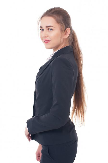 Деловая женская одежда Жакет в офис фото
