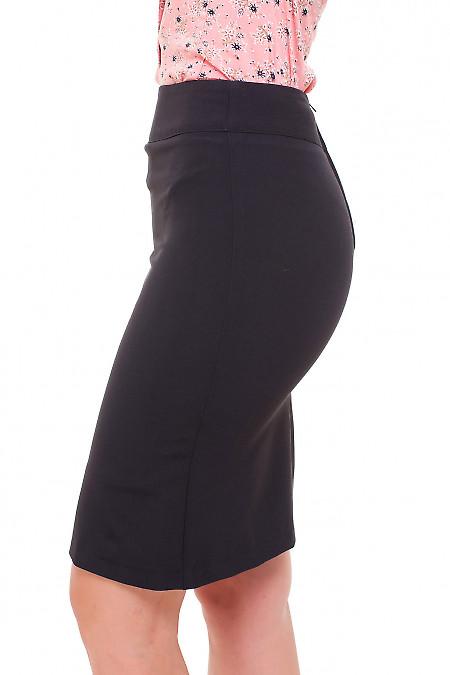 Юбка до колен Деловая женская одежда фото