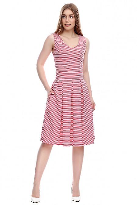 Юбка из хлопка Деловая женская одежда фото