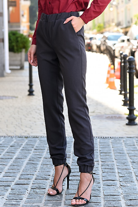 Женские брюки джогеры