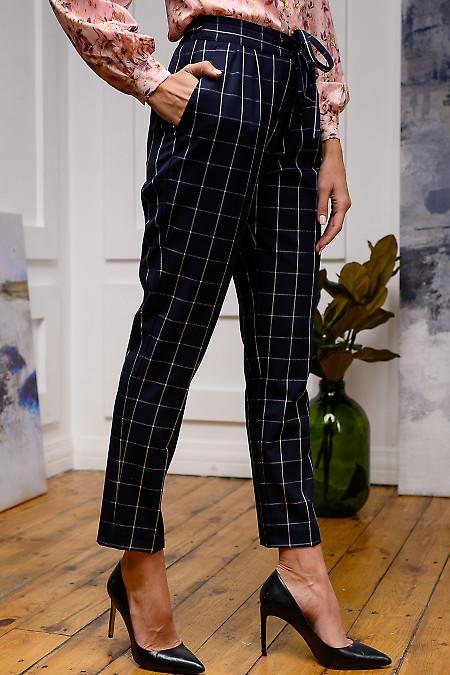 Женские утепленные брюки