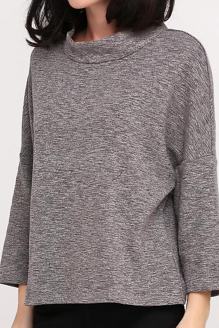 Зимняя кофта Деловая женская одежда фото