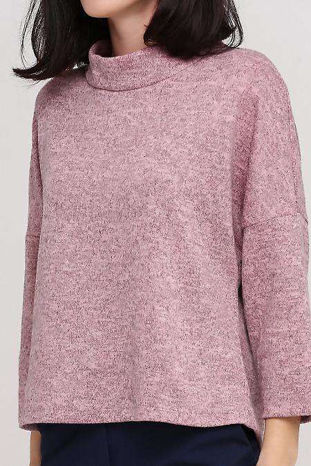 Джемпер трикотажный Деловая женская одежда фото