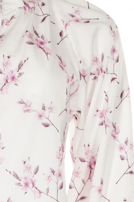 Блузка нарядна Діловий жіночий одяг фото