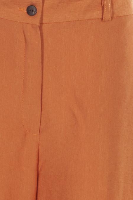 Брюки літні Діловий Жіночий Одяг фото