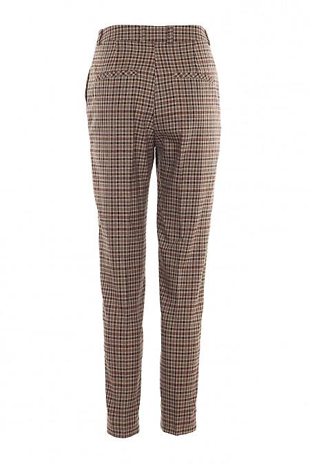 Купити утеплені ділові жіночі брюки. Діловий жіночий одяг