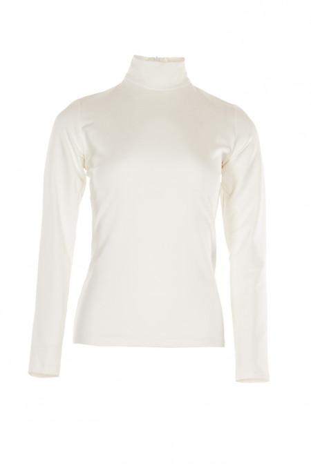 Гольф білий тонкий. Жіночий одяг