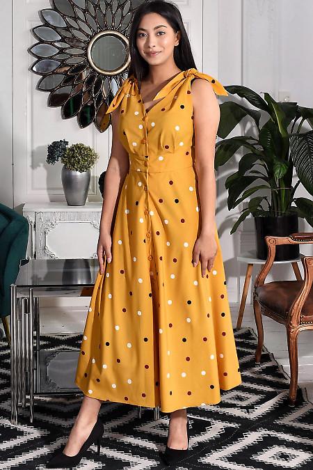 Літня сукня із софту фото
