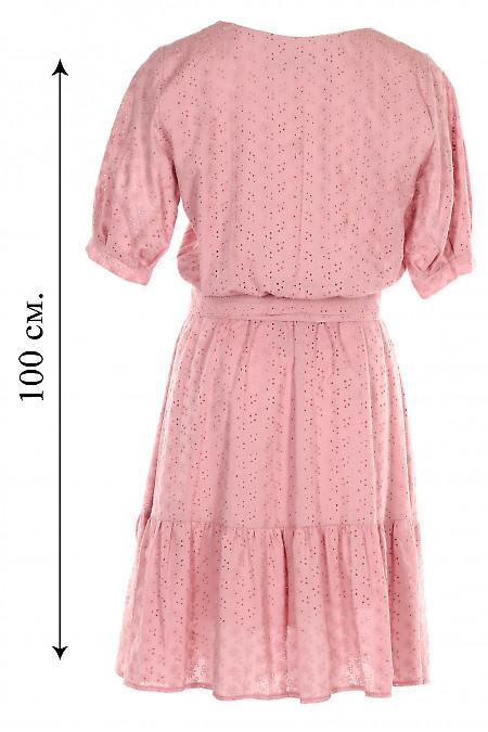 Купити літню сукню з прошви. Діловий жіночий одяг.