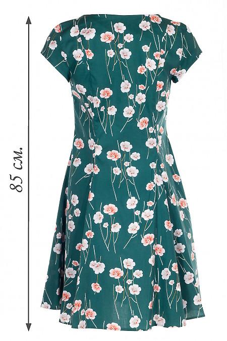 Купити яскраву зелену сукню. Діловий жіночий одяг.