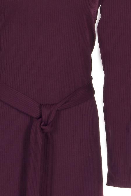 Сукня міді Діловий жіночий одяг фото