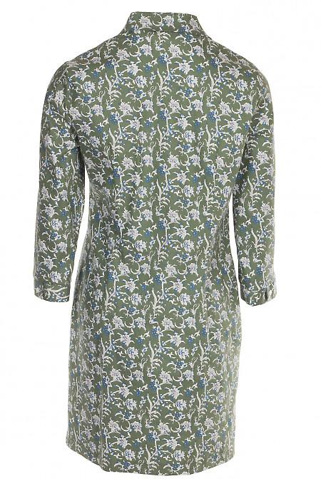 Сукня з кишенями Діловий жіночий одяг фото