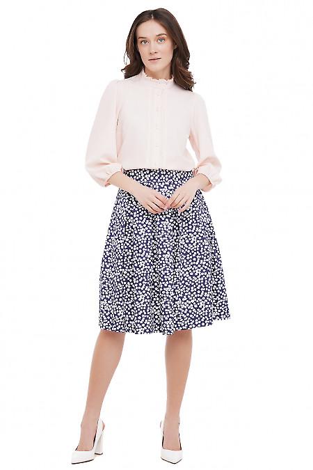 Юбка хлопковая Деловая Женская Одежда фото