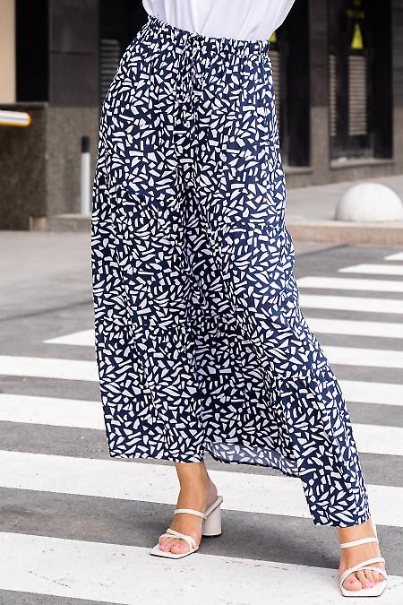 Купить юбку макси штапельную на резинке. Деловая женская одежда фото