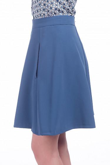 Юбка-трапеция Деловая женская одежда фото