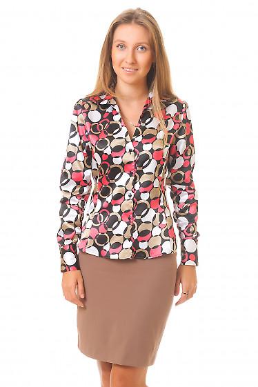 Купить классическую блузку Деловая женская одежда