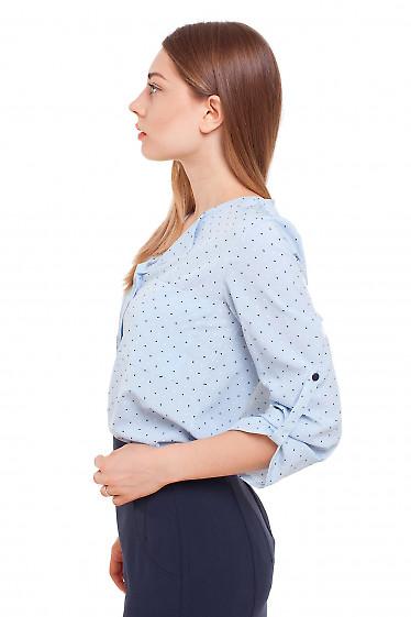 Блузка легкая Деловая женская одежда фото