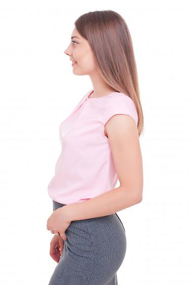Топ из вискозы Деловая женская одежда фото