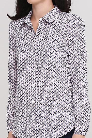 Рубашка женская Деловая женская одежда фото
