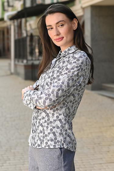 Легкая женская блуза фото