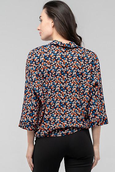 Блуза из софта