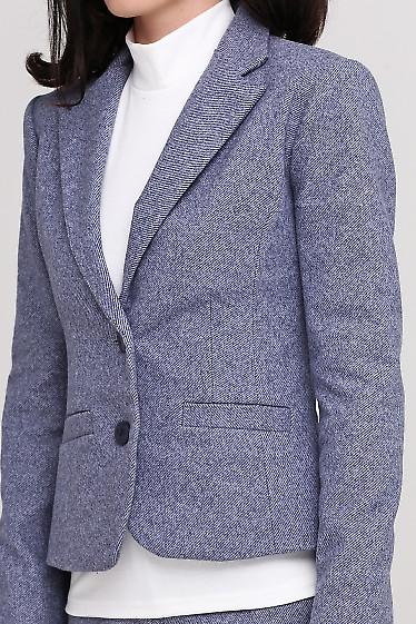 Жакет зимний Деловая женская одежда фото